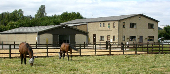 Bourton Vale Equine Clinic